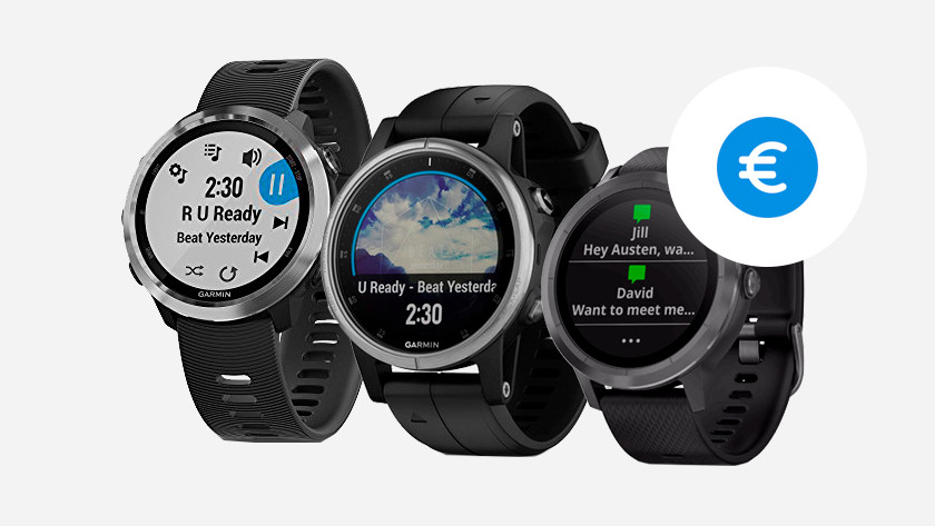 Garmin Pay watches