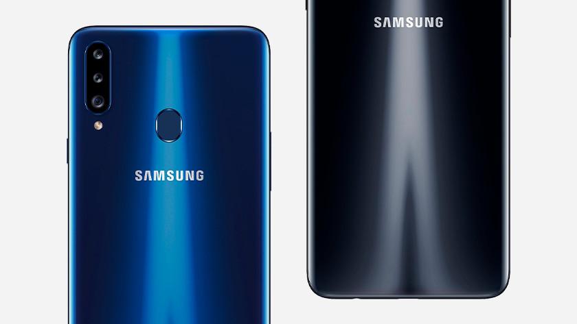 Samsung A20s of Samsung M21 snelheid