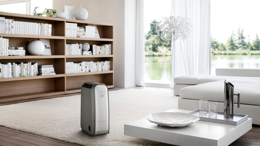 Dehumidifier in the house