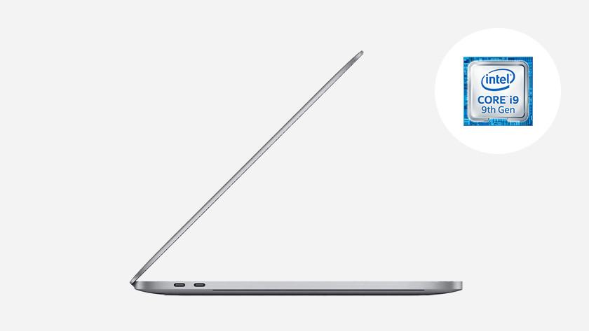 Apple MacBook Pro 16 inches processor