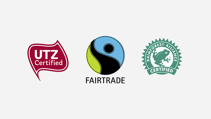 fairtrade koffiebonen