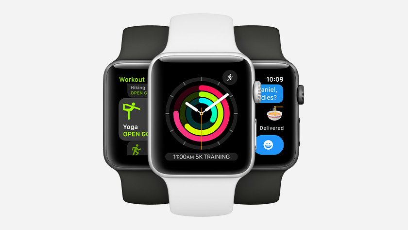 Apple Watch Series 3 technologie