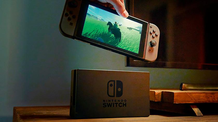 Zelda Link console joy con accessories Nintendo Switch