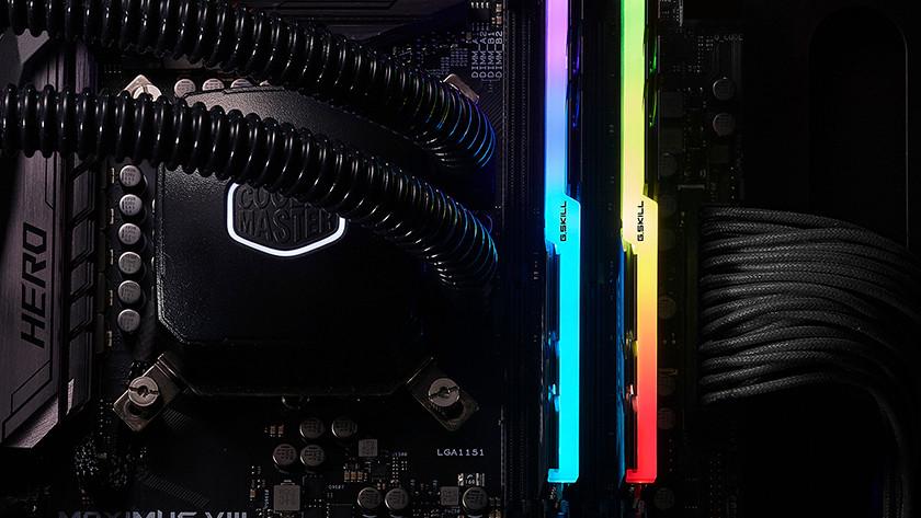 Working memory RAM memory new PC