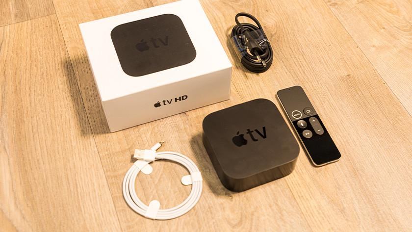 Apple TV eerste indruk