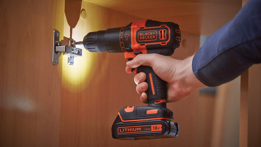 Features drilling machine ready-to-use handyman