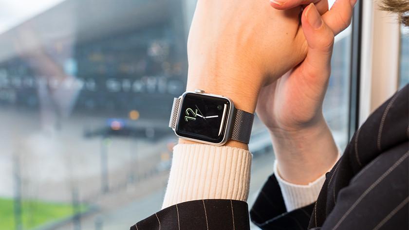 De Apple Watch 'Cijfers'-wijzerplaat