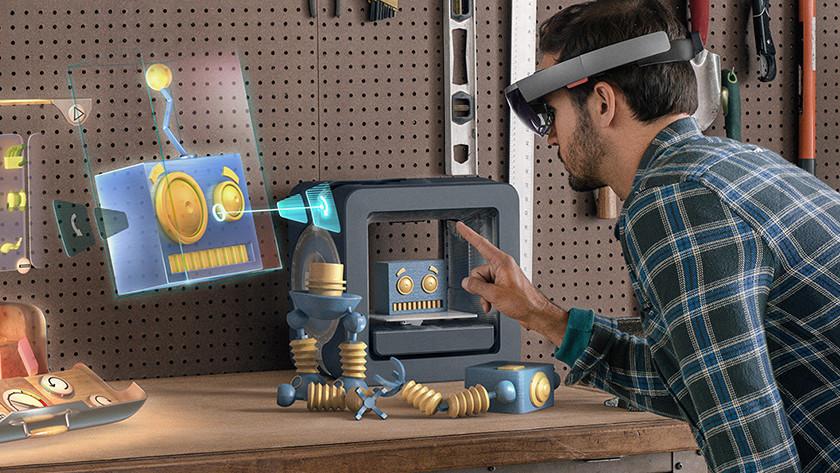 WMR VR bril
