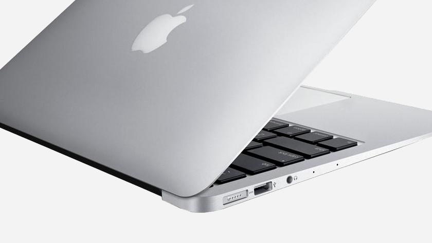 Aansluitingen Apple MacBook Air