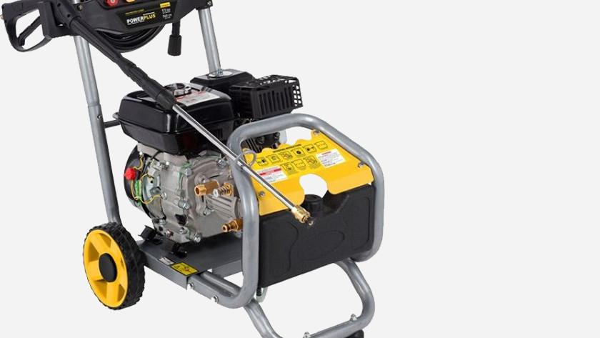 Gasoline high-pressure cleaner