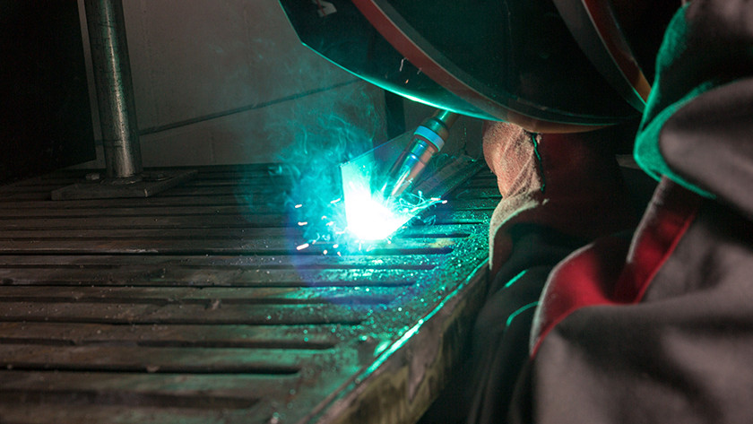 How does MIG/MAG welding work?