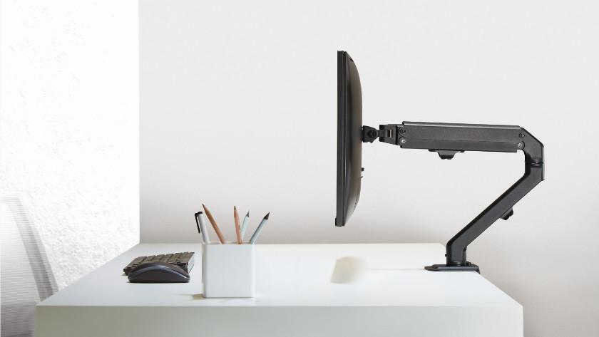 Een bureauklem van Neomounts by NewStar