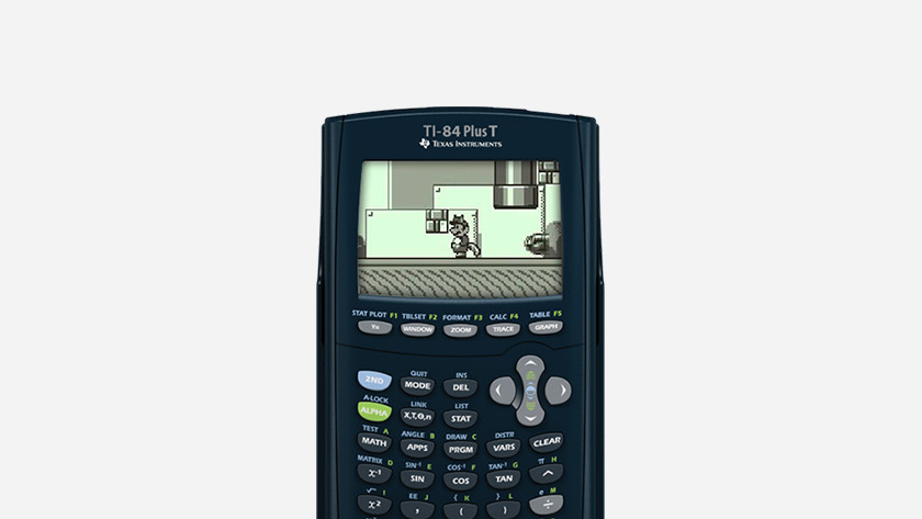 Installing a game on the calculator