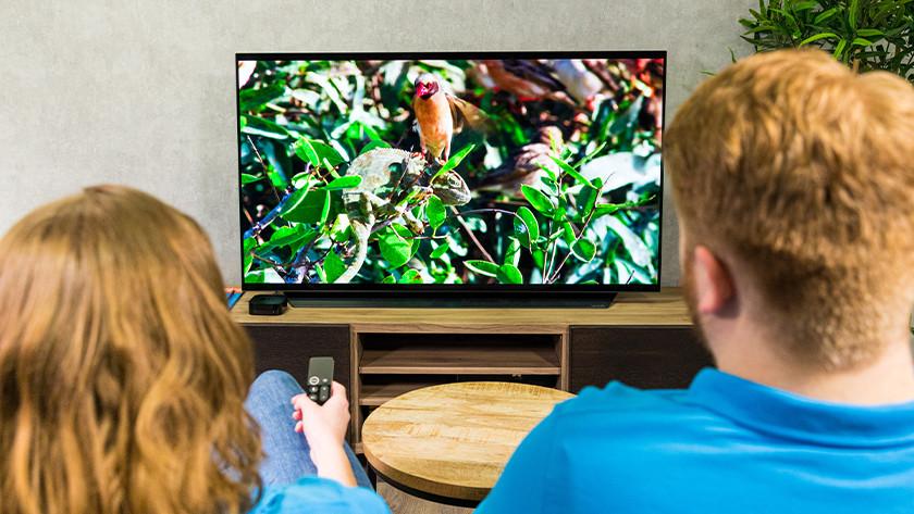 gebruik Apple TV als HomeKit hub