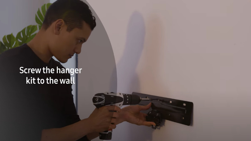 Samsung Slim Fit Wall Mount hanger kit