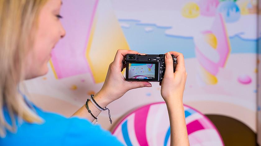Beeldkwaliteit Sony Alpha A6500