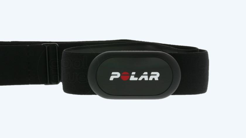 Hartslagmeter voor crosstrainers