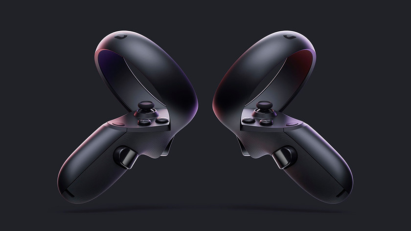 De oculus quest controllers