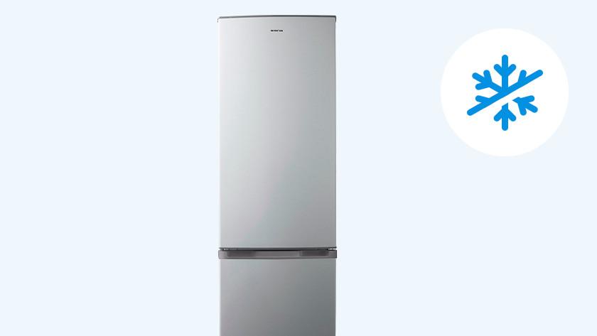 Blazende koelkast