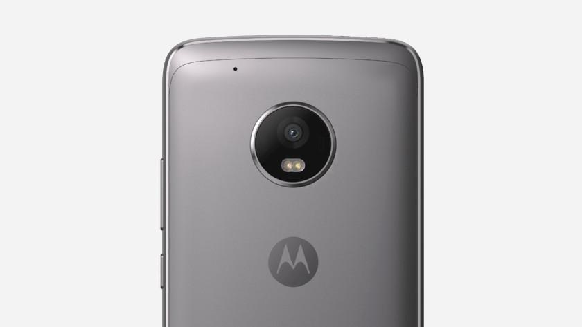 Camera Moto G5 Plus