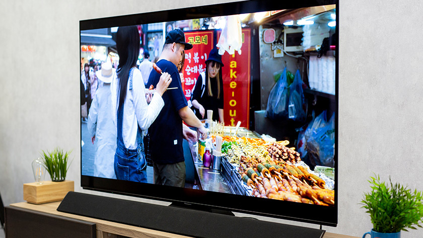 Panasonic tv review