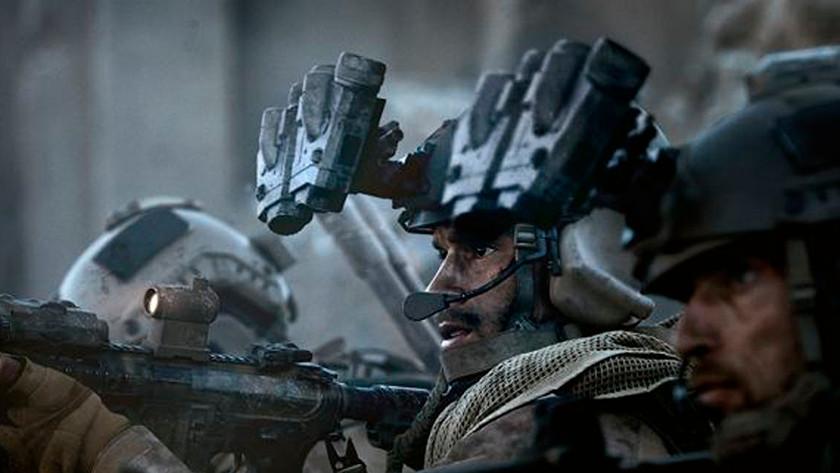 Call of Duty Modern Warfare spelen