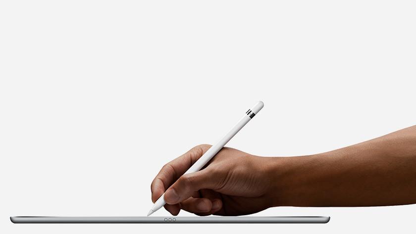 Tekenen met Apple Pencil 1e generatie