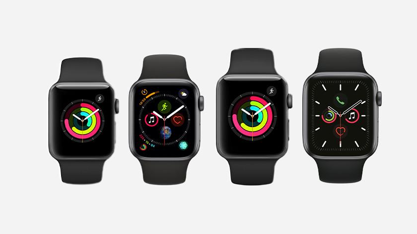 Size Apple Watch
