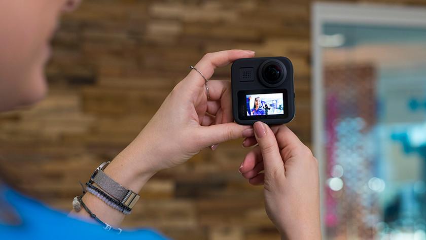 Beeldkwaliteit GoPro Max