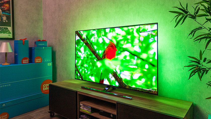 Eerste indruk van de Philips OLED855 OLED tv