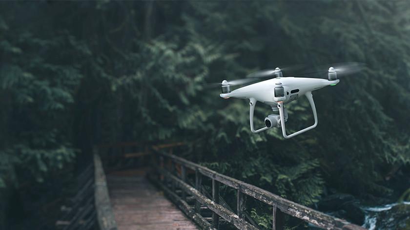 Drone vliegmodi cinematic mode