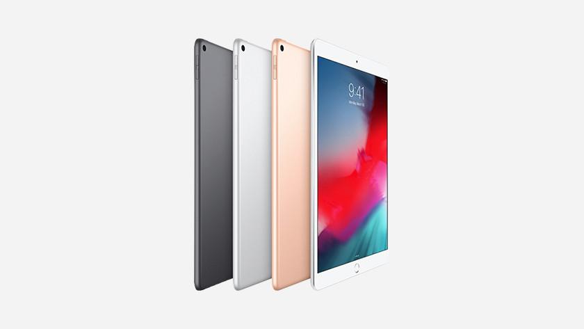 Apple iPad Air (2019) uitvoeringen