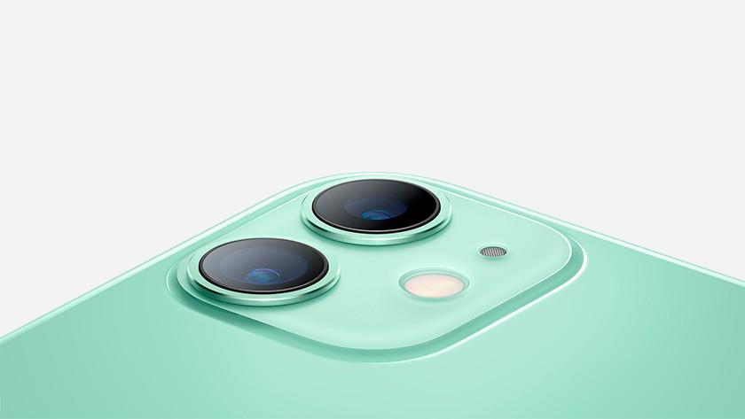 Apple iPhone 11 dubbele camera