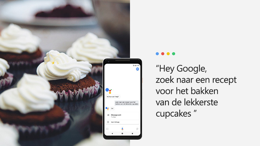 Google Assistant for household help