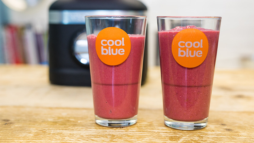 Comparing 2 smoothies