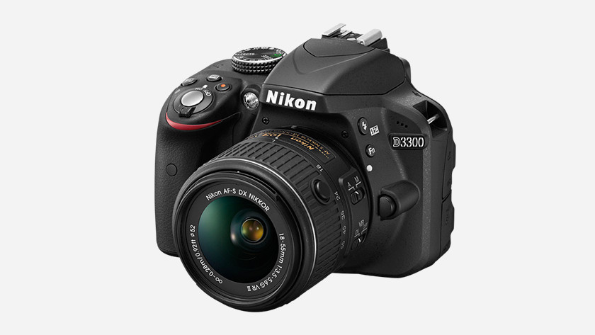 Nikon D3300 guide mode