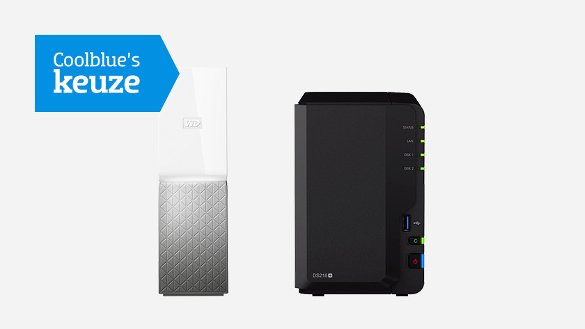 Coolblue's Choice NAS