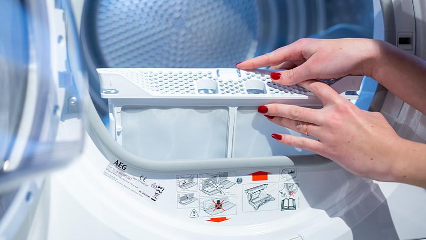 Clean dryer