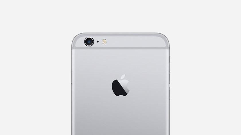 Achterkant iPhone 6S