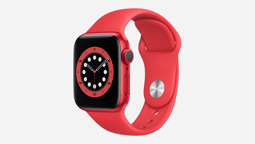 Apple Watch Series 6 scherm