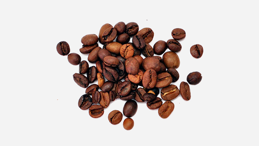 Price per cup when using coffee beans is € 0.10