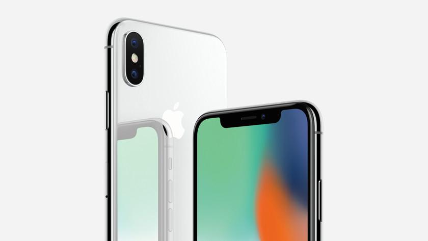 Glass casing iPhone X