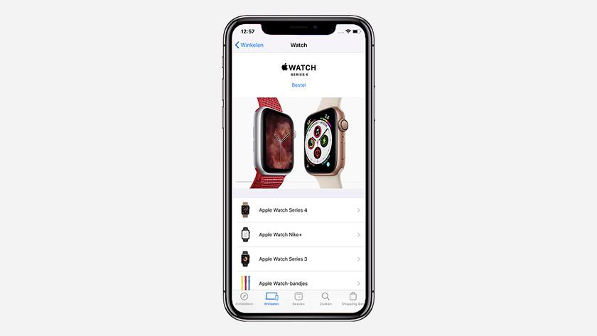 Kies Apple Watch