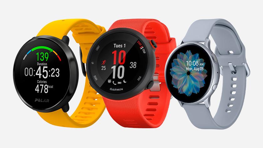 Smartwatches met gps