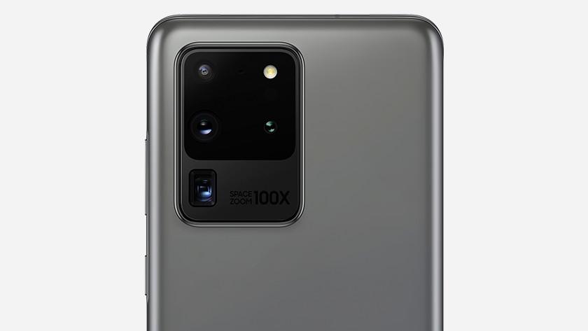 Comparison S20 Plus S20 Ultra camera