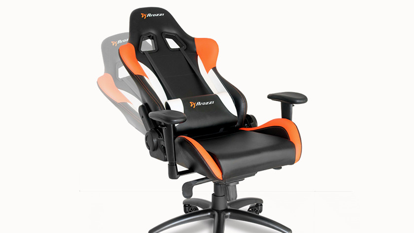 Gamig chair sit ergonomically