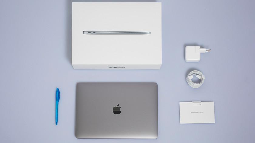 Eerste indruk MacBook Air (2020)