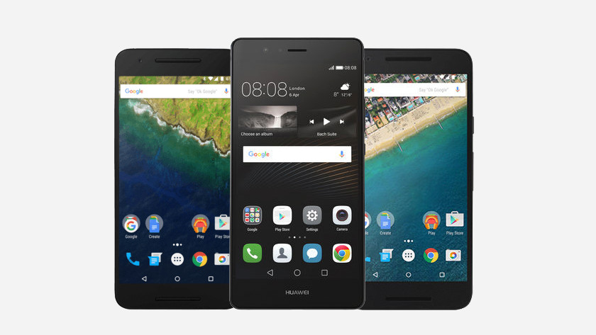 Which smartphone Android for Work