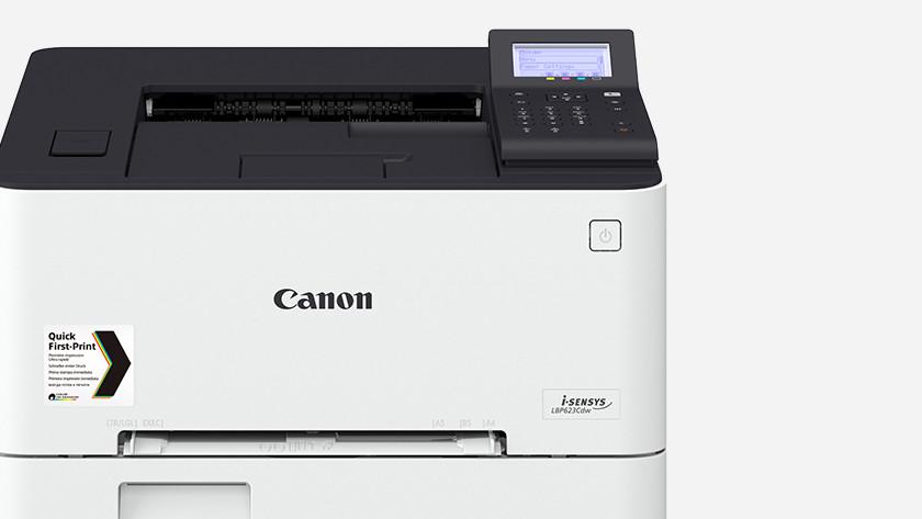 Canon i-Sensys LBP meer dpi