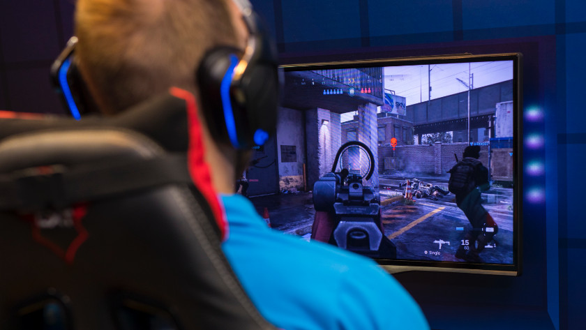Gaming headset PS5